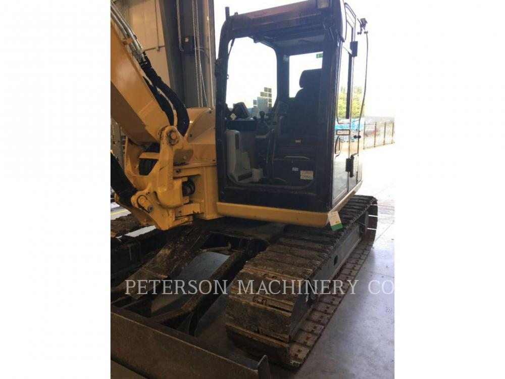 Detail photo of 2016 Caterpillar 308E CR SB from Construction Equipment Guide