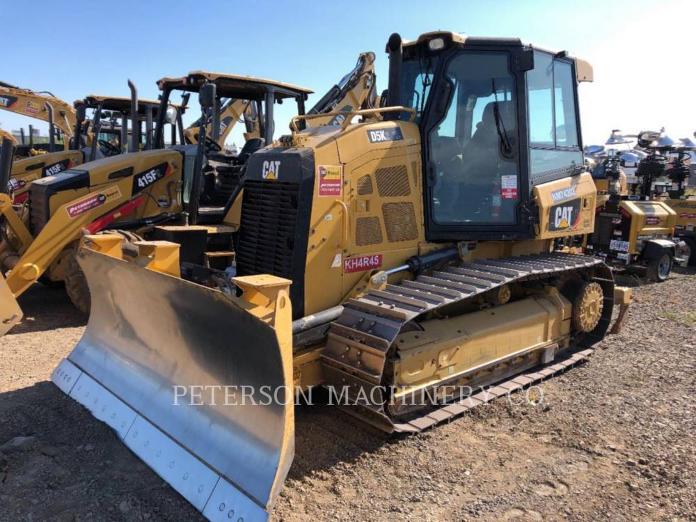 Detail photo of 2017 Caterpillar D5K XL II from Construction Equipment Guide