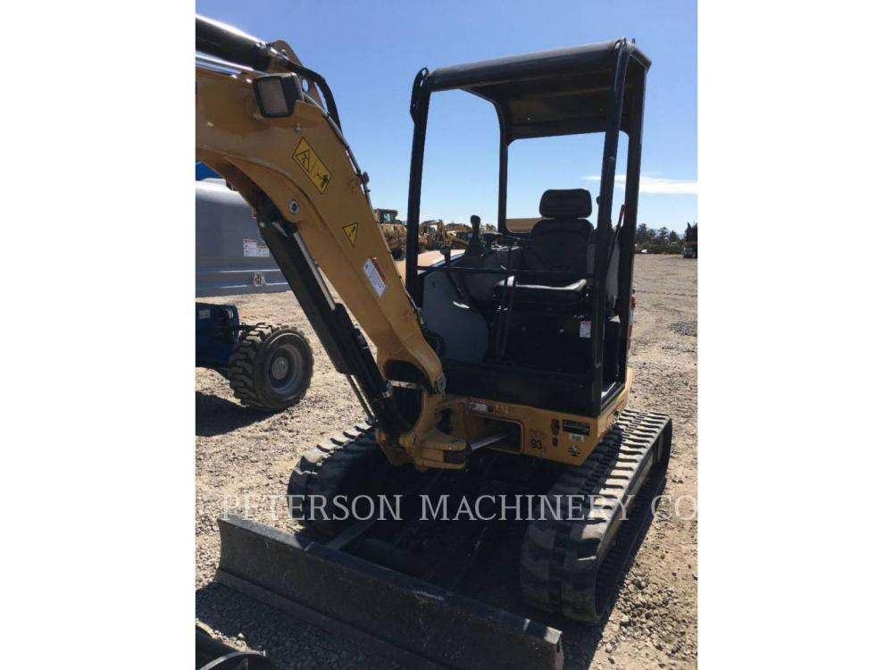 Detail photo of 2017 Caterpillar 302.7D CR from Construction Equipment Guide