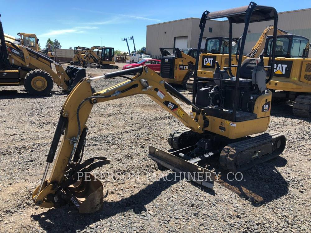 Detail photo of 2016 Caterpillar 301.7D from Construction Equipment Guide