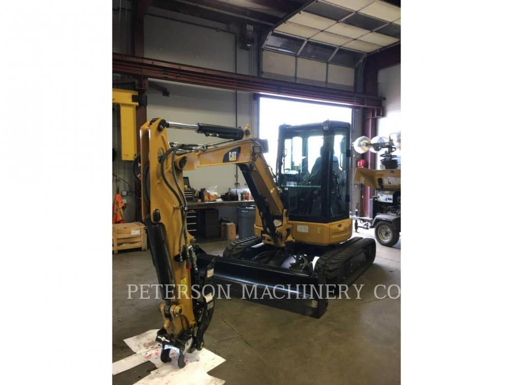 Detail photo of 2017 Caterpillar 304.5E2 from Construction Equipment Guide