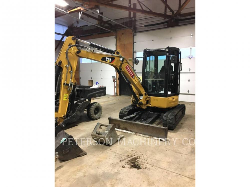 Detail photo of 2018 Caterpillar 303.5E2 from Construction Equipment Guide
