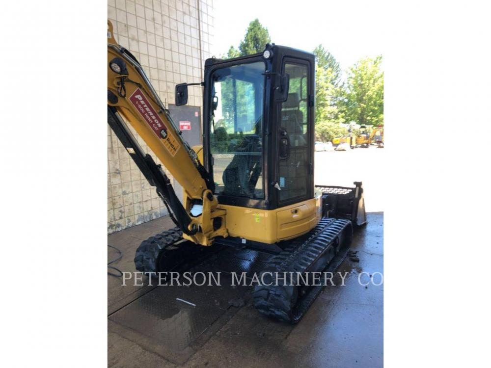 Detail photo of 2018 Caterpillar 304.5E2 from Construction Equipment Guide