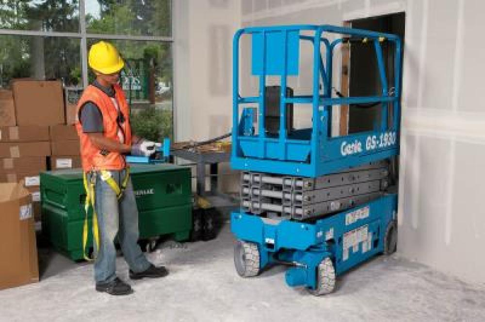 Detail photo of 2012 Genie GS-1930 from Construction Equipment Guide