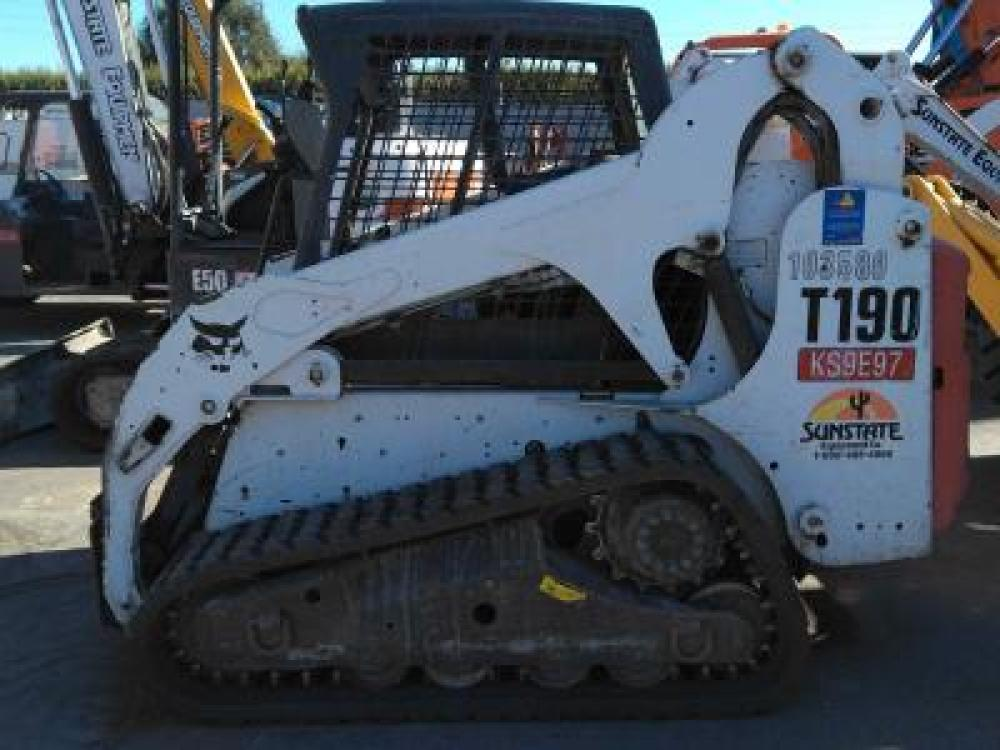 Detail photo of 2012 Bobcat T190 from Construction Equipment Guide