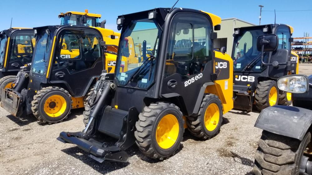 Detail photo of 2015 JCB 205 from Construction Equipment Guide