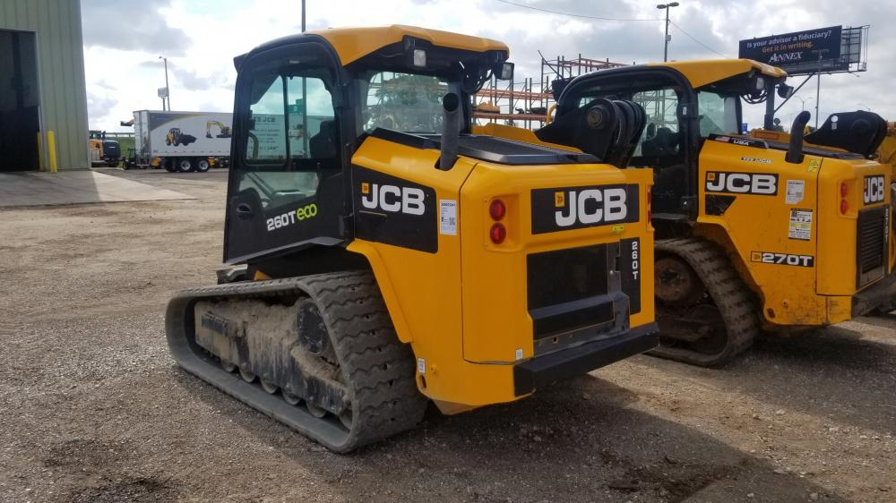 Detail photo of 2013 JCB 260T from Construction Equipment Guide