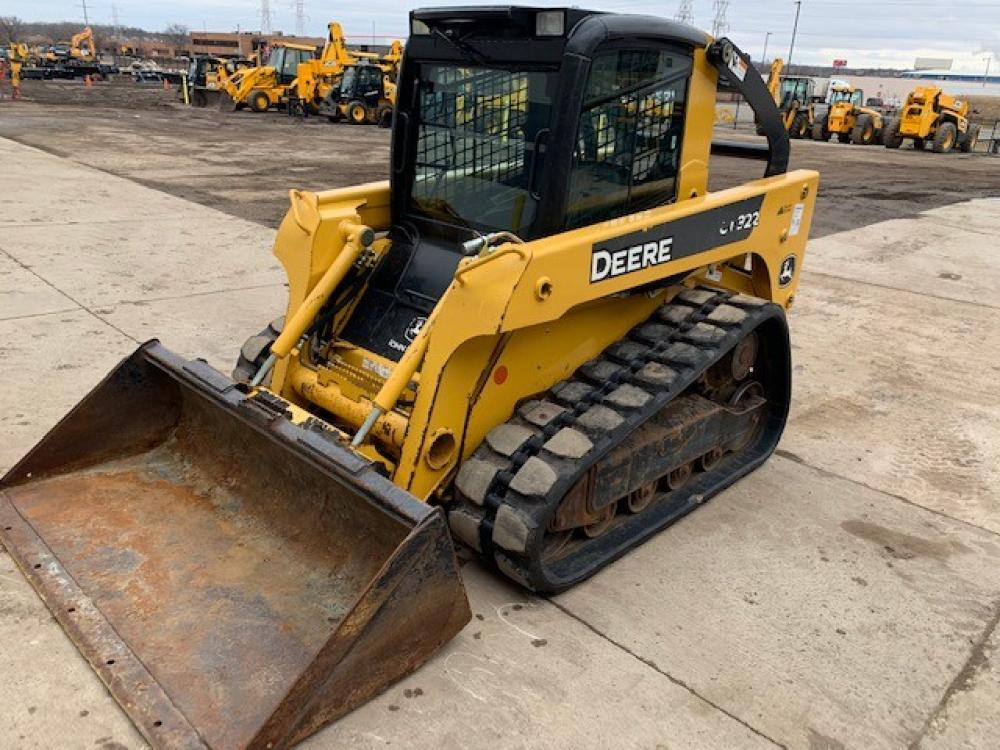 Detail photo of  John Deere CT322 from Construction Equipment Guide