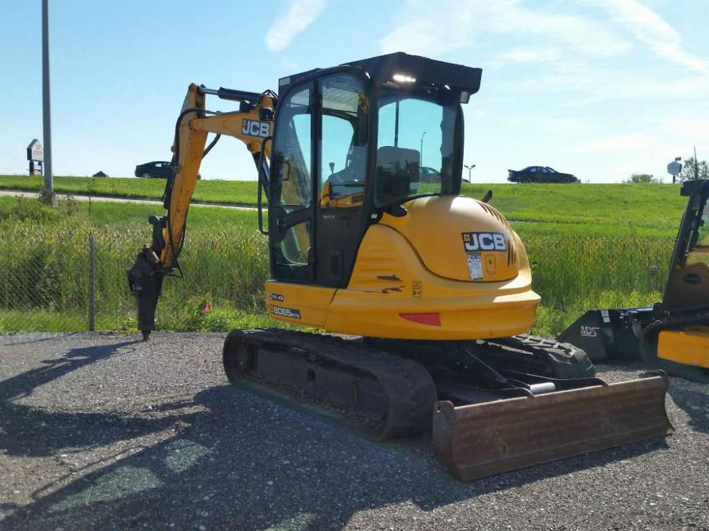 Detail photo of 2013 JCB 8065RTS from Construction Equipment Guide