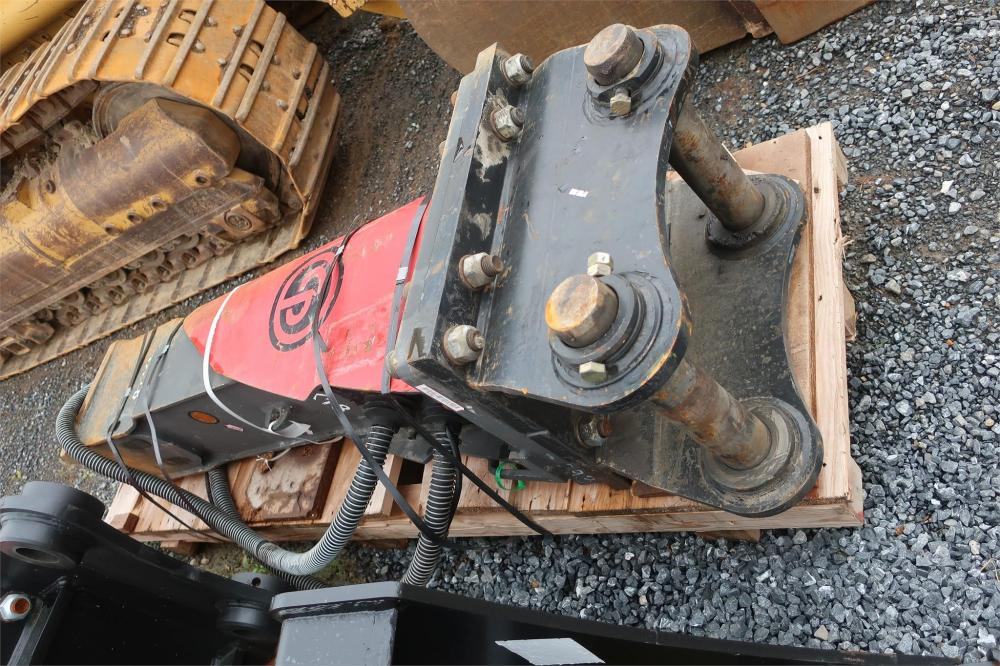 Detail photo of 2016 Chicago Pneumatic  RX18 from Construction Equipment Guide
