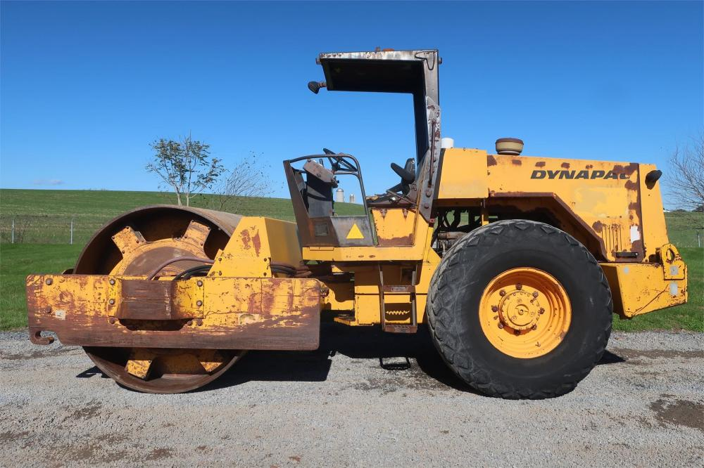 Detail photo of 1987 Dynapac CA30D from Construction Equipment Guide