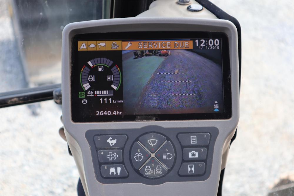 Detail photo of 2016 Case CX130D from Construction Equipment Guide