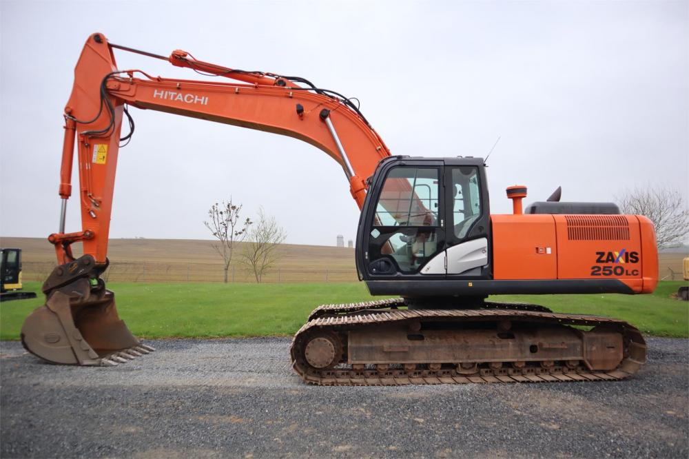 Detail photo of 2014 Hitachi ZX250LC-5B from Construction Equipment Guide