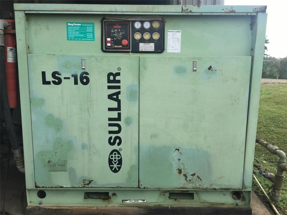 Detail photo of 2002 Sullair LS16-75 from Construction Equipment Guide