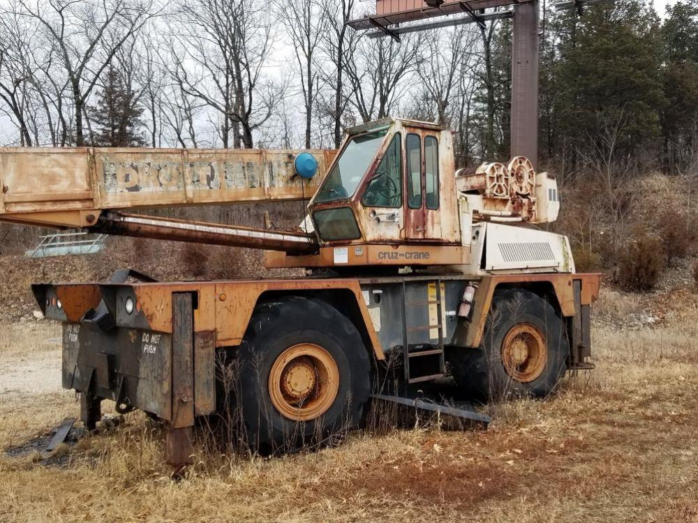 Detail photo of  Drott 5550 from Construction Equipment Guide