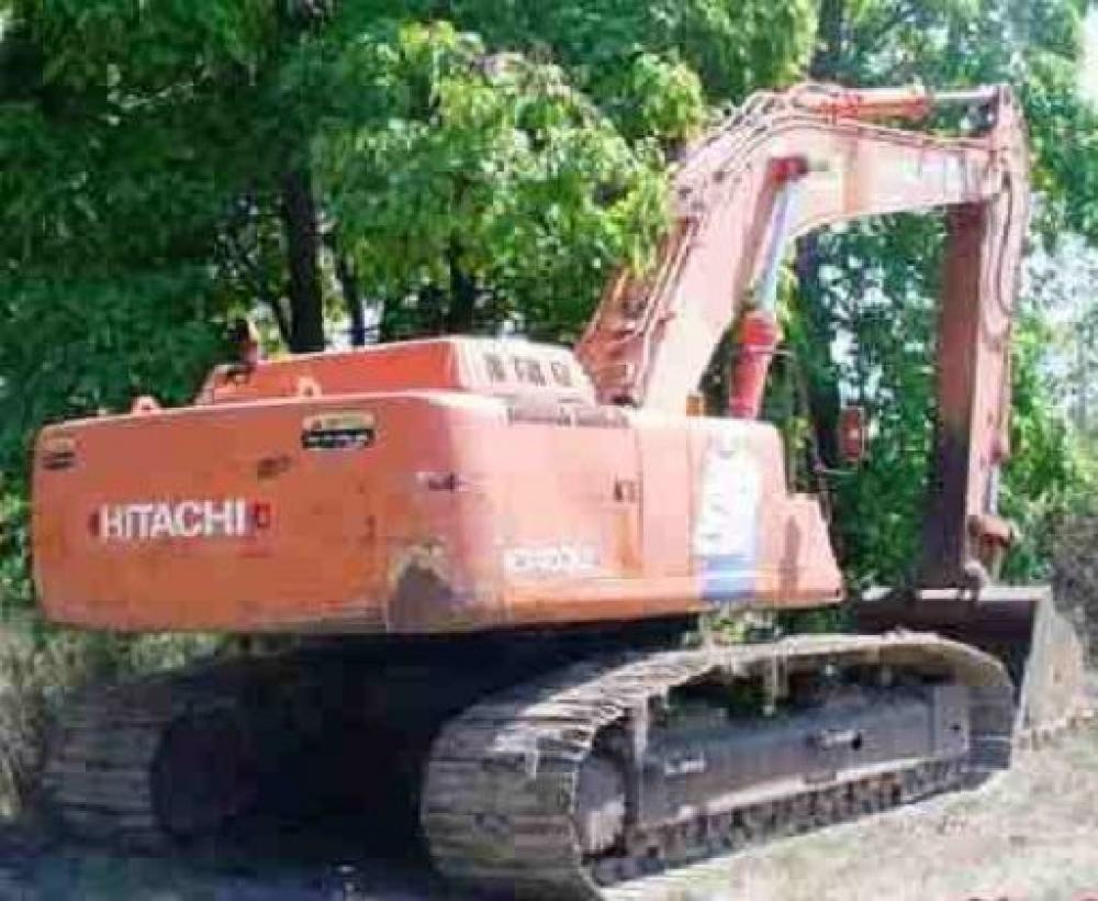 Detail photo of 1994 Hitachi EX400LC-3 from Construction Equipment Guide