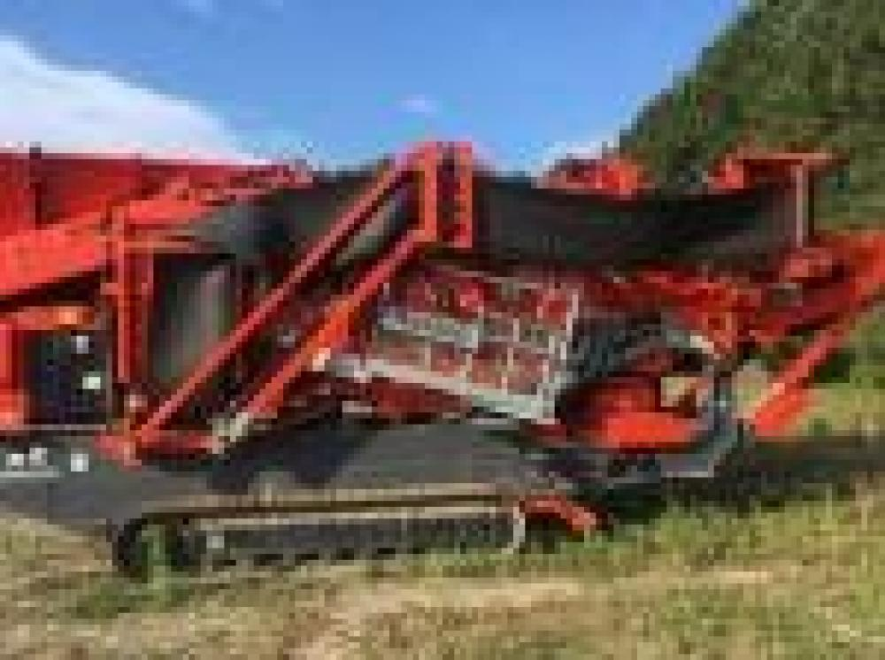 Detail photo of 2016 Terex Finlay 863 from Construction Equipment Guide