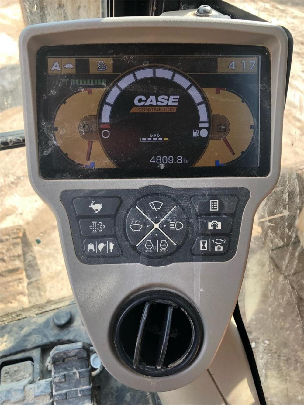 Detail photo of 2015 Case CX350C from Construction Equipment Guide
