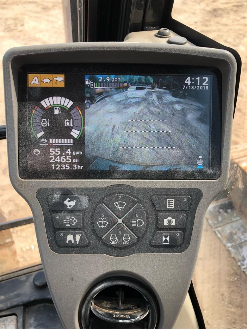 Detail photo of 2016 Case CX210D from Construction Equipment Guide