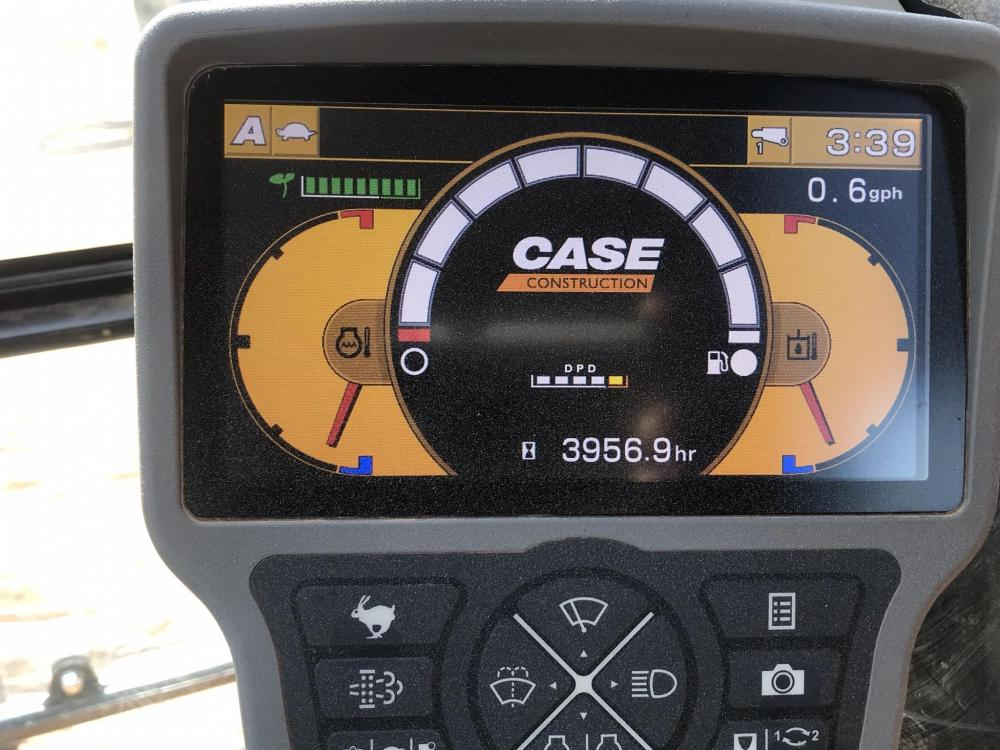 Detail photo of 2015 Case CX235C from Construction Equipment Guide