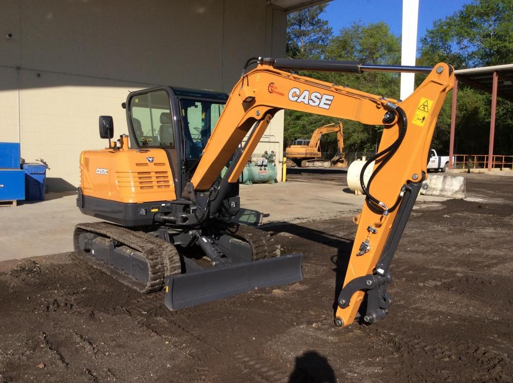 Detail photo of 2019 Case CX57C from Construction Equipment Guide