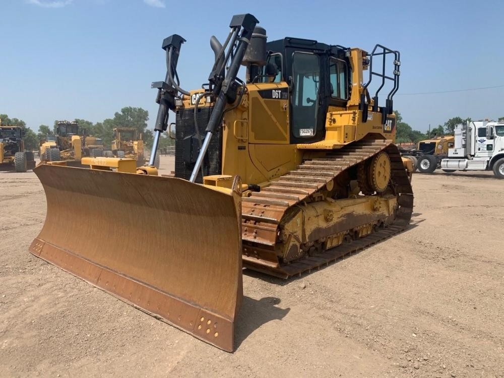 Detail photo of 2016 Caterpillar D6T XW VP from Construction Equipment Guide