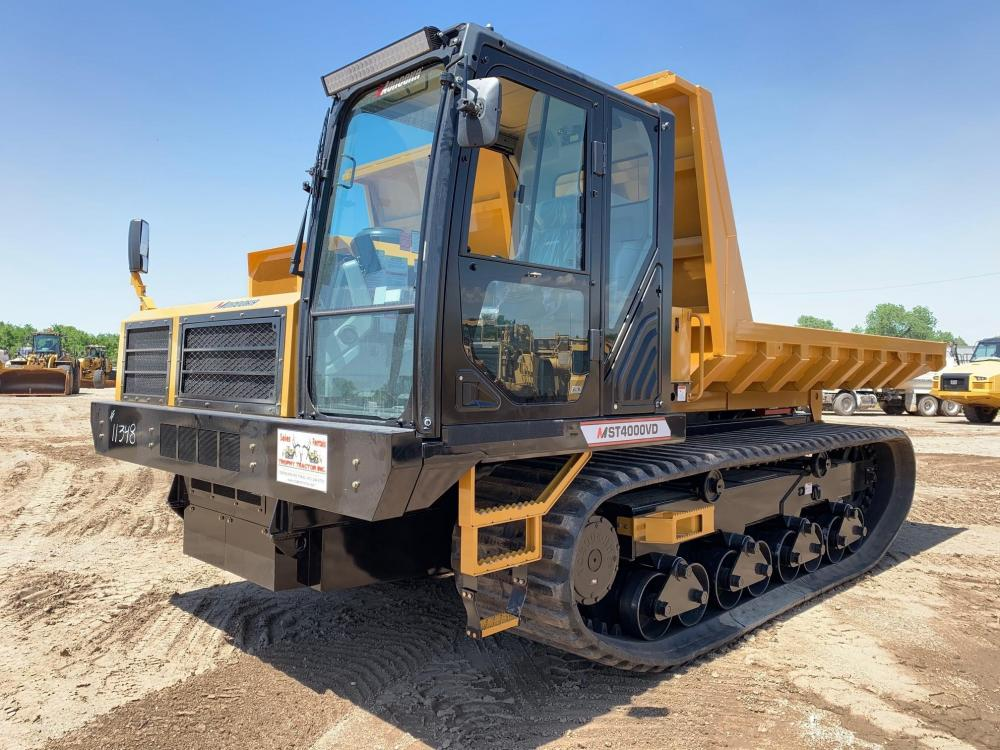 Detail photo of 2019 Morooka MST4000VD from Construction Equipment Guide