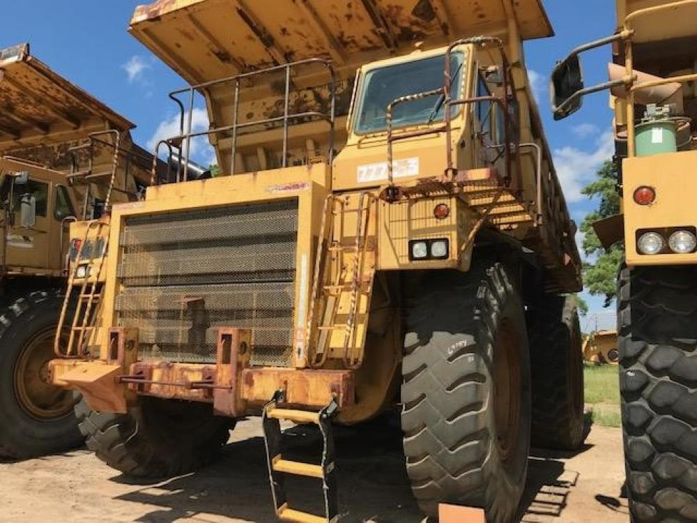 Detail photo of 1994 Caterpillar 777C from Construction Equipment Guide
