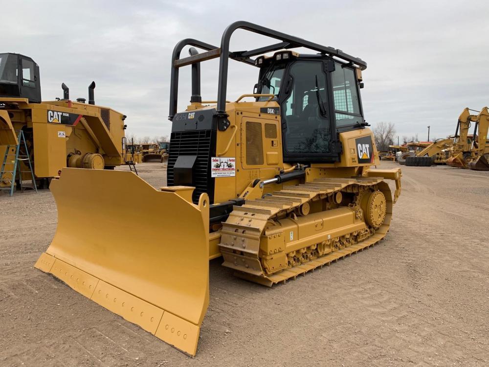 Detail photo of 2018 Caterpillar D6K from Construction Equipment Guide