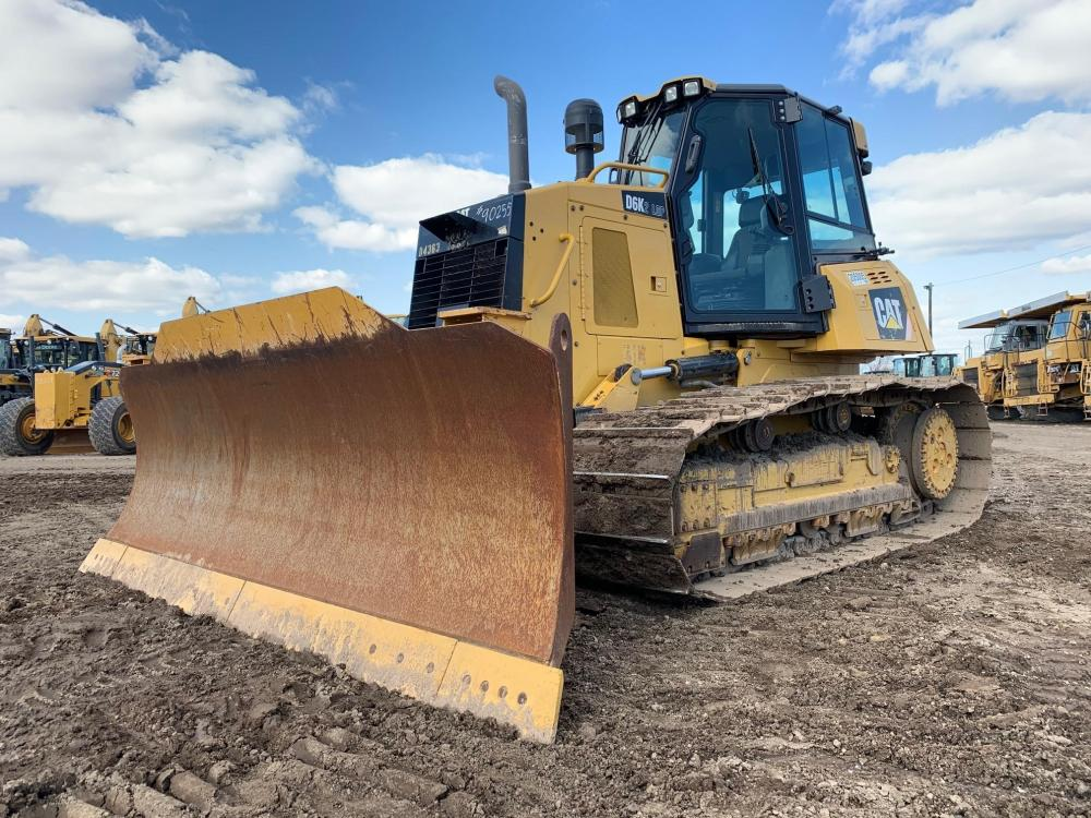 Detail photo of 2014 Caterpillar D6K2 LGP from Construction Equipment Guide