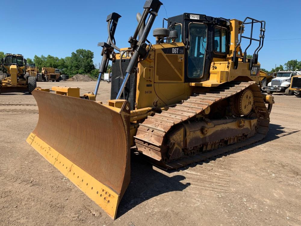 Detail photo of 2015 Caterpillar D6T XW VP from Construction Equipment Guide