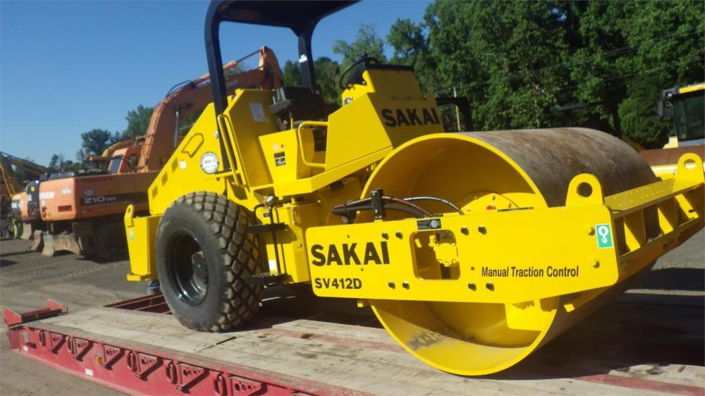 Detail photo of 2016 Sakai SV412D from Construction Equipment Guide
