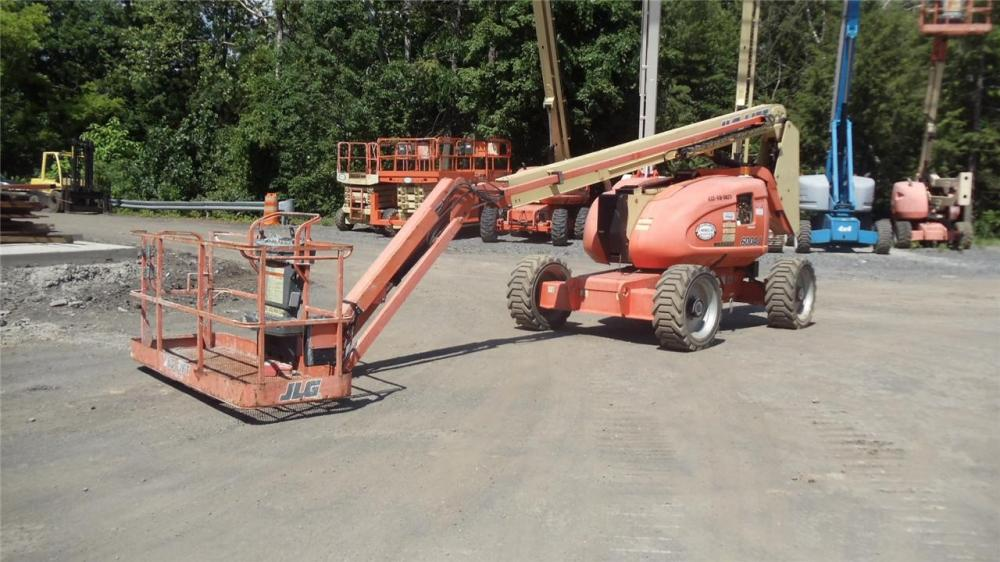 Detail photo of 2005 JLG 600AJ from Construction Equipment Guide