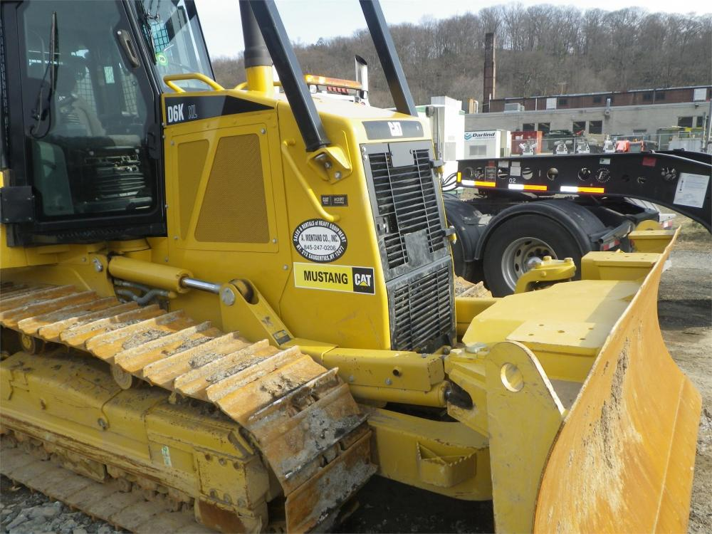 Detail photo of 2012 Caterpillar D6K XL from Construction Equipment Guide