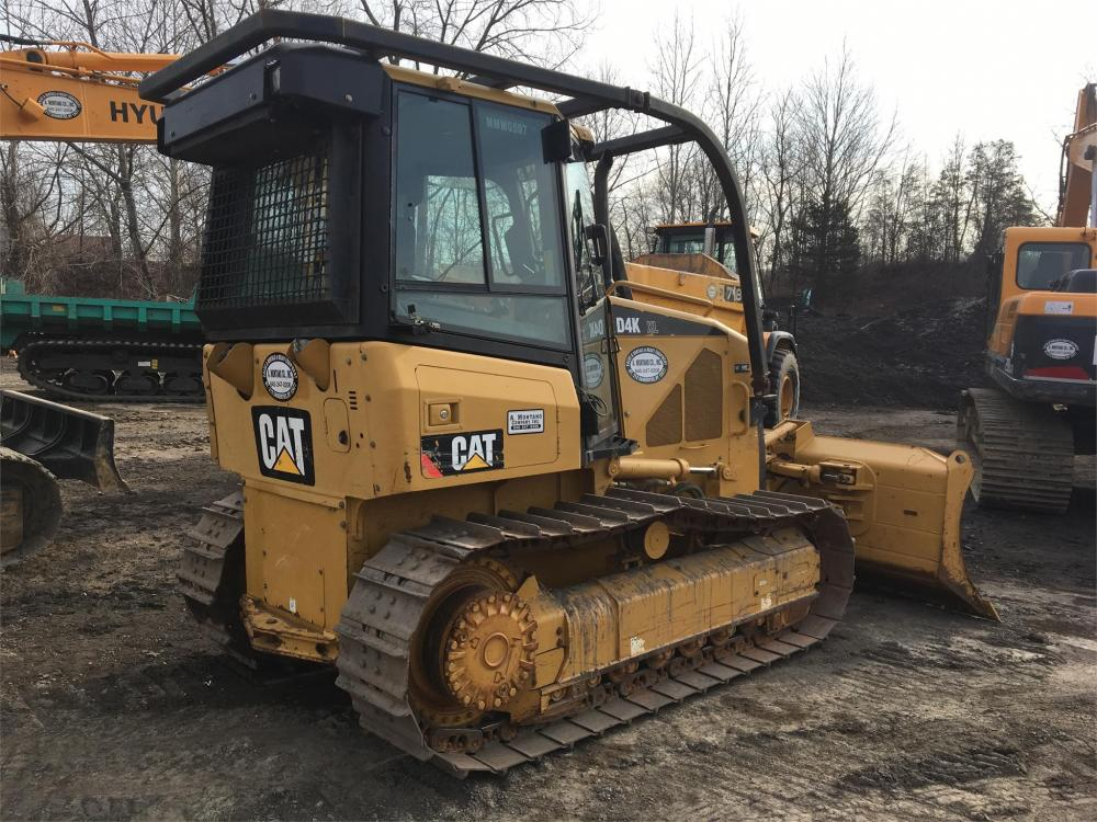 Detail photo of 2010 Caterpillar D4K XL from Construction Equipment Guide