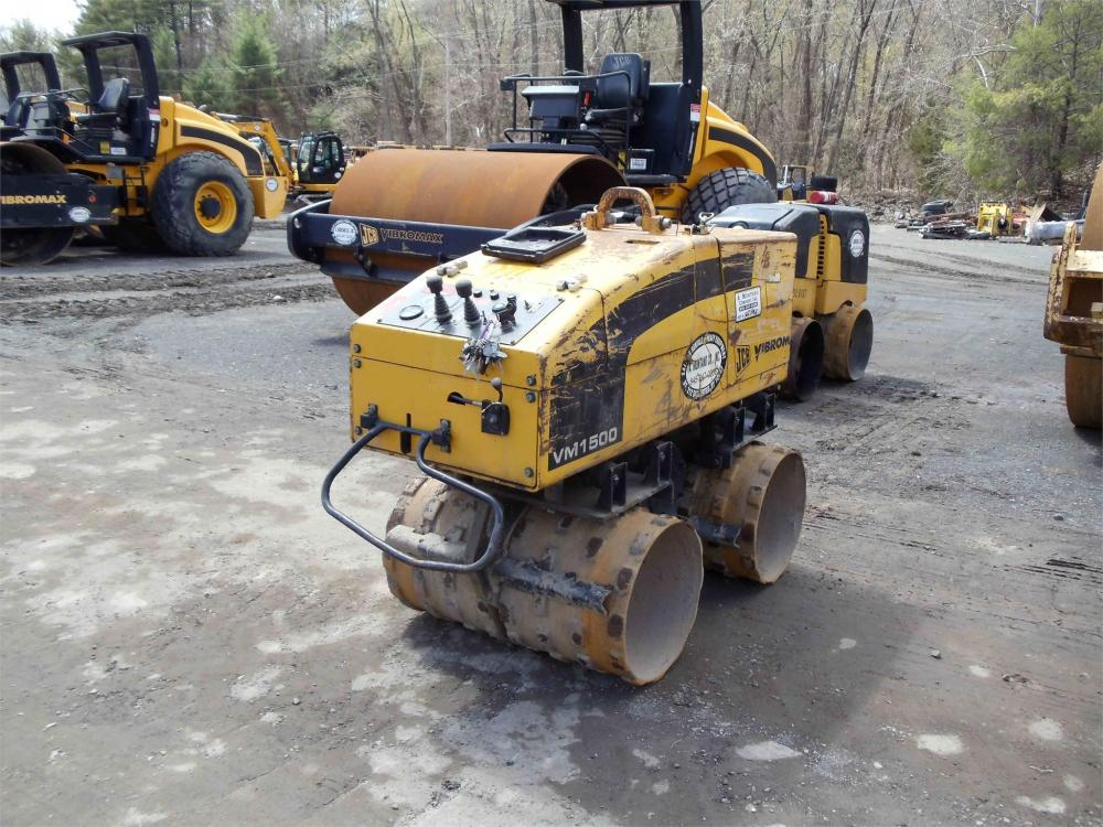 Detail photo of 2006 JCB VM1500 from Construction Equipment Guide