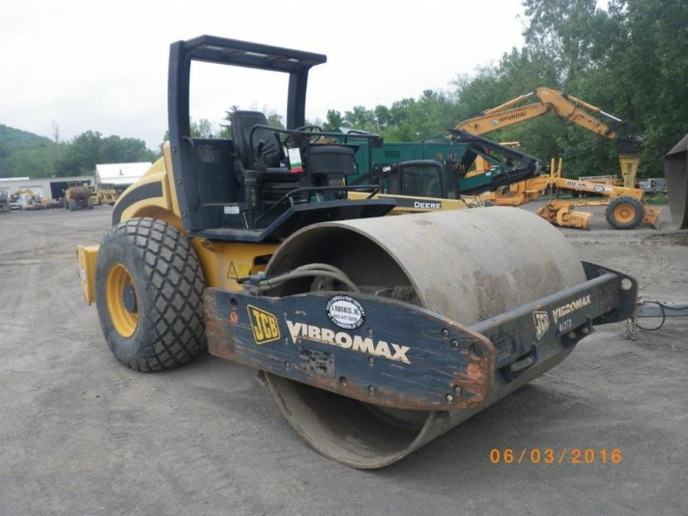 Detail photo of 2007 JCB VIBROMAX VM115D from Construction Equipment Guide