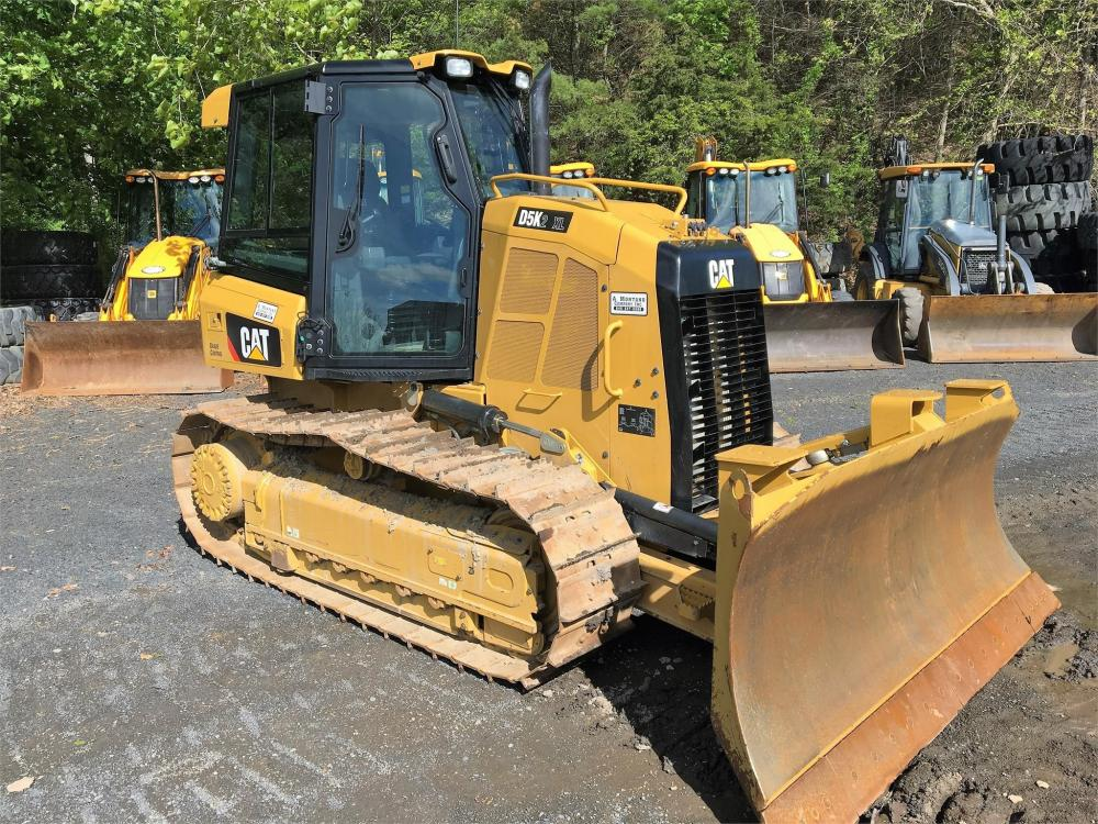Detail photo of 2016 Caterpillar D5K II from Construction Equipment Guide