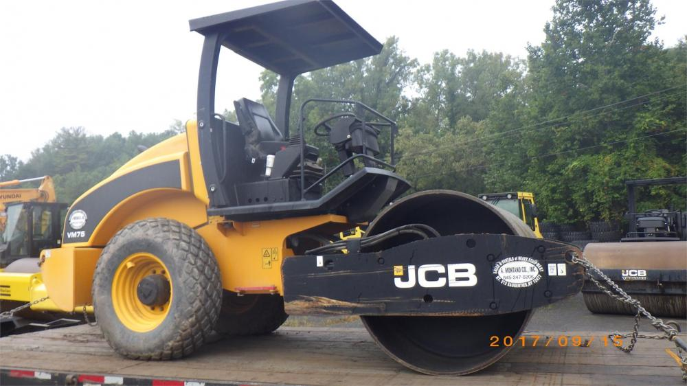 Detail photo of 2015 JCB VIBROMAX VM75D from Construction Equipment Guide