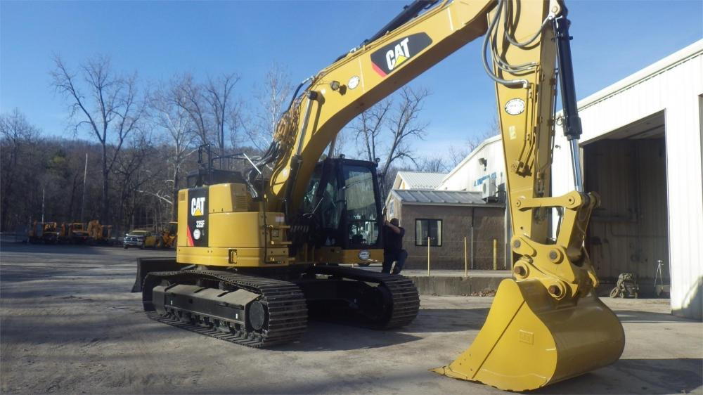 Detail photo of 2017 Caterpillar 335F LCR from Construction Equipment Guide