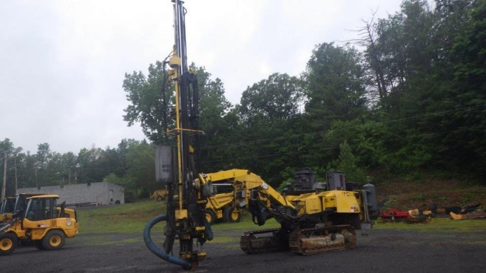 Detail photo of 2010 Atlas Copco ROC D3-01 from Construction Equipment Guide