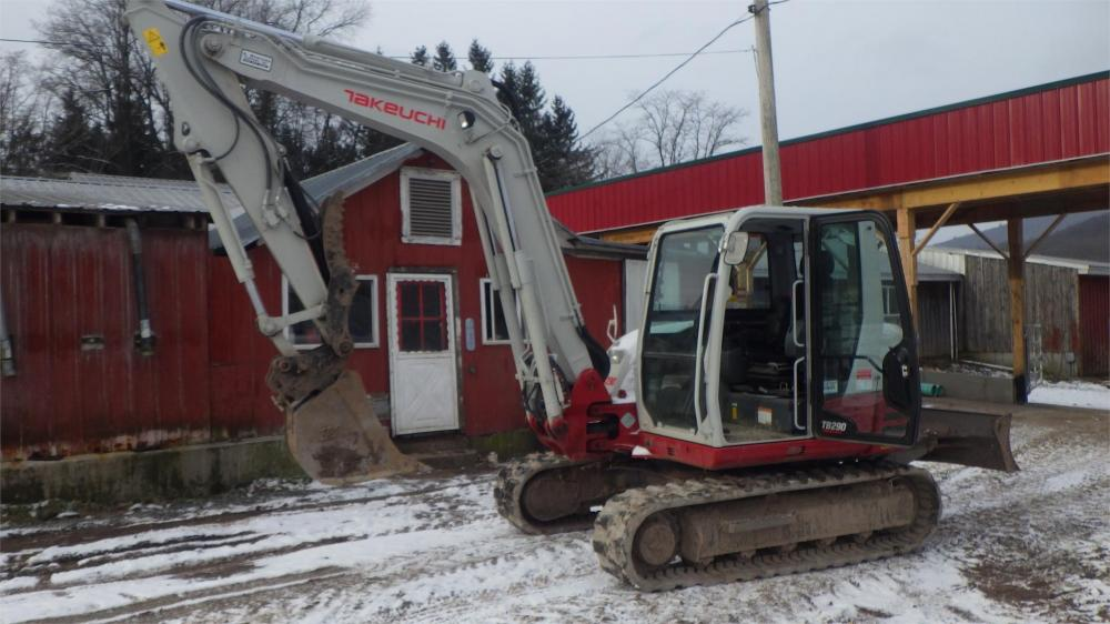 Detail photo of 2017 Takeuchi TB290 from Construction Equipment Guide