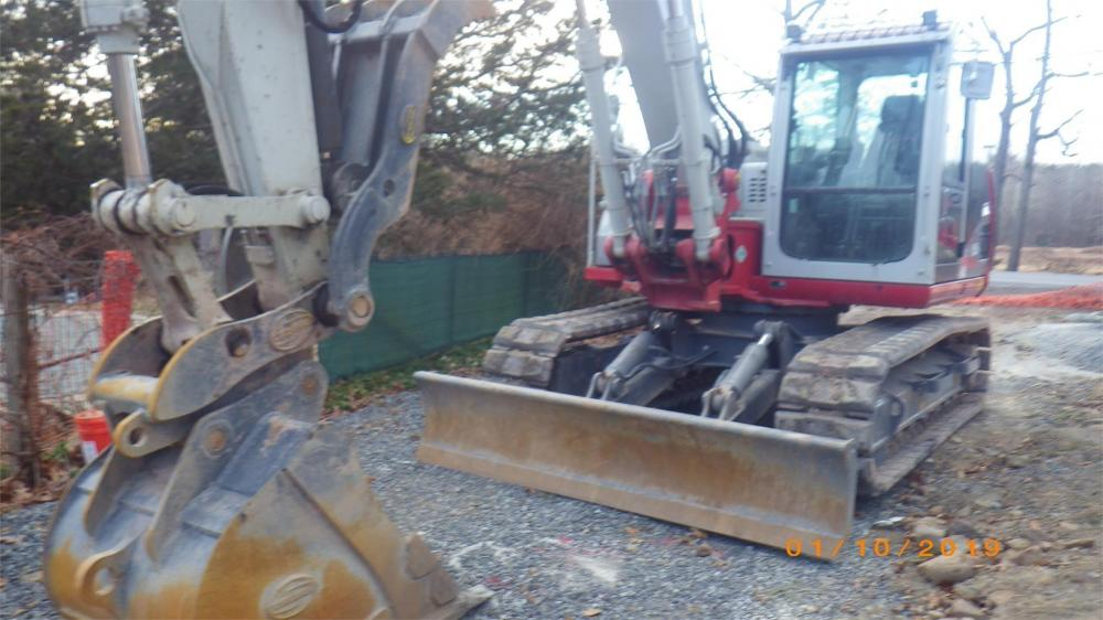 Detail photo of 2017 Takeuchi TB2150 from Construction Equipment Guide