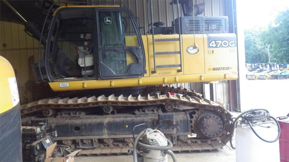 Detail photo of 2015 John Deere 470G LC from Construction Equipment Guide