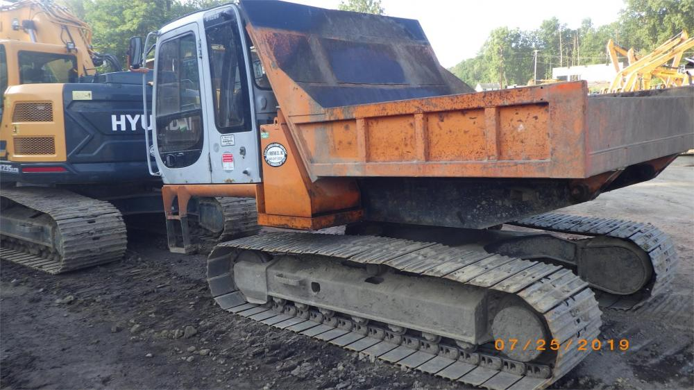 Detail photo of 2004 Hitachi CHR60 from Construction Equipment Guide