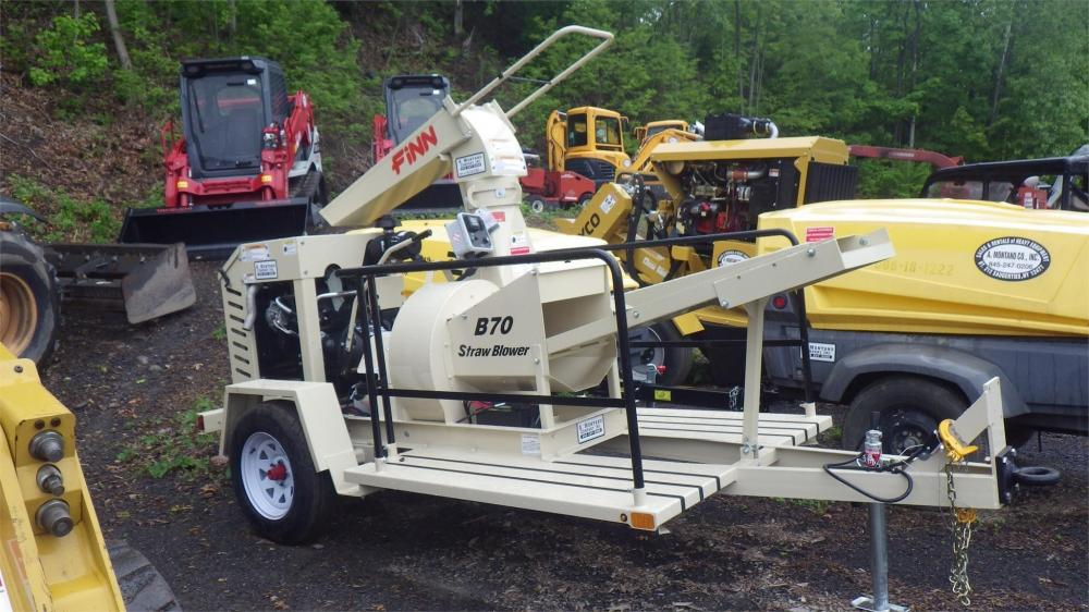 Detail photo of 2018 Finn B70T from Construction Equipment Guide
