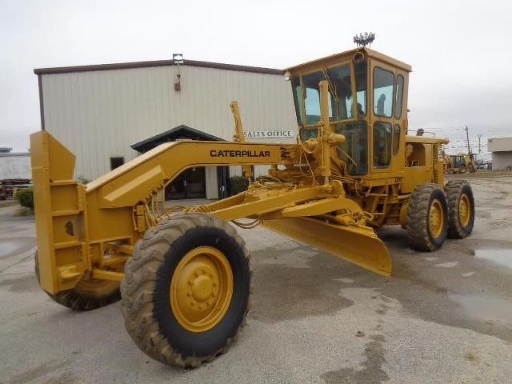 Detail photo of 1974 Caterpillar 130G from Construction Equipment Guide