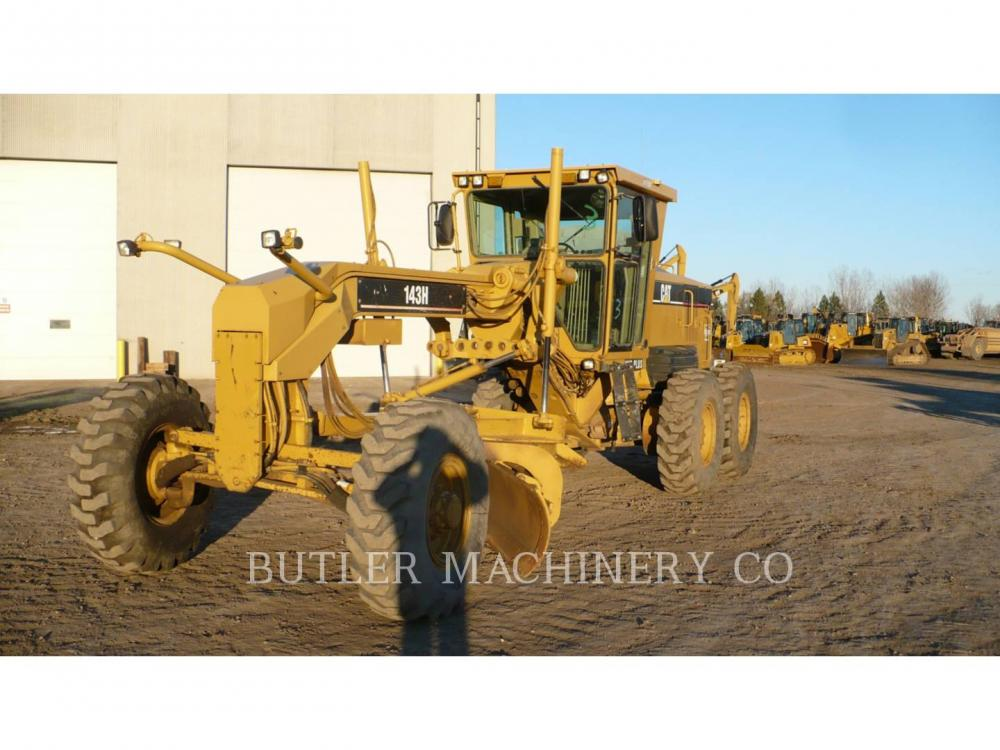 Detail photo of 2005 Caterpillar 143H from Construction Equipment Guide