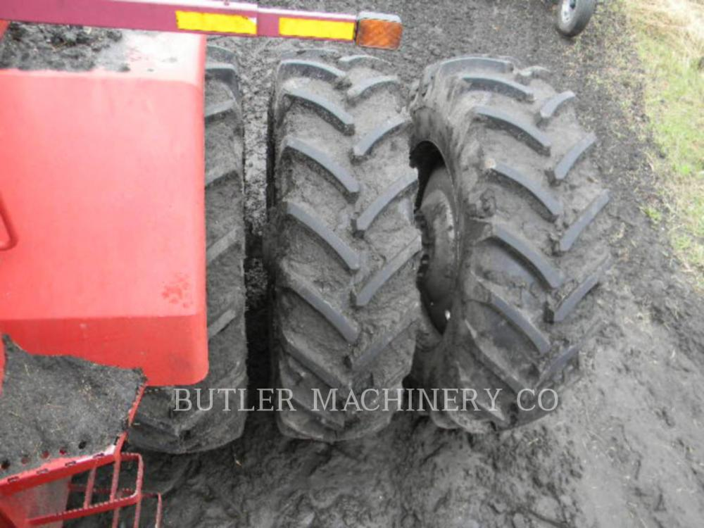 Detail photo of 2002 Case IH STEIGER STX 375 from Construction Equipment Guide