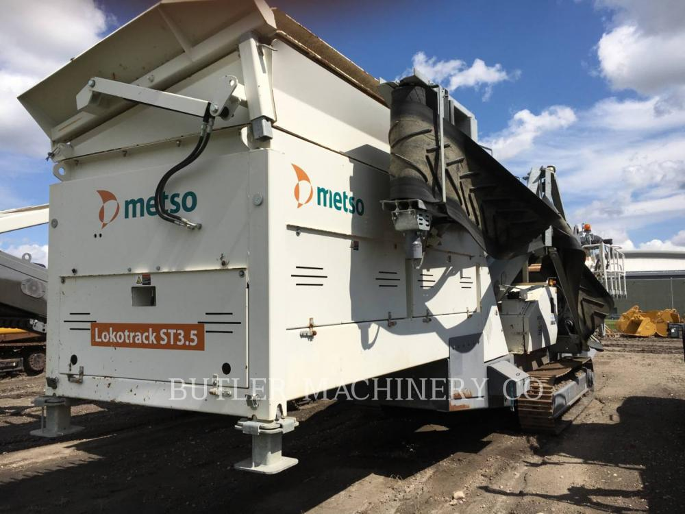 Detail photo of 2012 Metso ST3.5LOKOT from Construction Equipment Guide